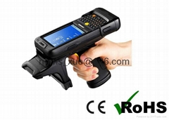 android OS system ISO18000-6C Handheld UHF RFID Reader portable inventory reader