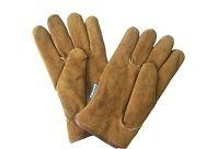 Split Cow Leather Gloves Safety Work Gloves