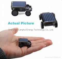 Solar Power Product Intellectual DIY Solar Toy Kit Mini Car 052-00