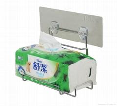 Stainless Bathroom Toilet Paper & Tissue Paper Holder