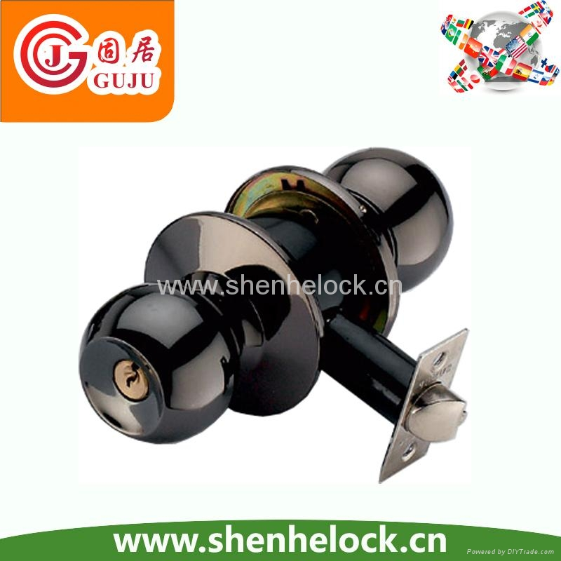 high security Cylindrical knob lock  5