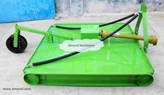 Grass mower width 1000-2500mm 3 point linkage