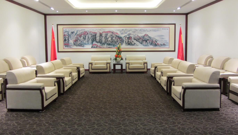 聖奧SUNON辦公傢具商務沙發接待沙發 1