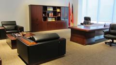 聖奧辦公桌老闆桌大班台