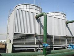 山东奥瑞供应DNT-100方形逆流式冷却塔