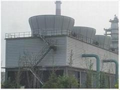 山东供应奥瑞GFNS-80钢筋混凝土冷却塔