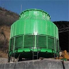 山东供应奥瑞DBNL-5圆形逆流式冷却塔
