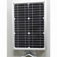 8W太陽能一體化路燈