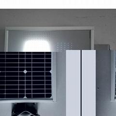 6W太陽能一體化路燈