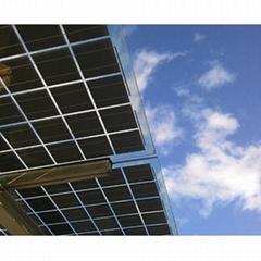 8W太陽能一體化探月燈