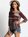 custom women's apparel 2016 long sleeve