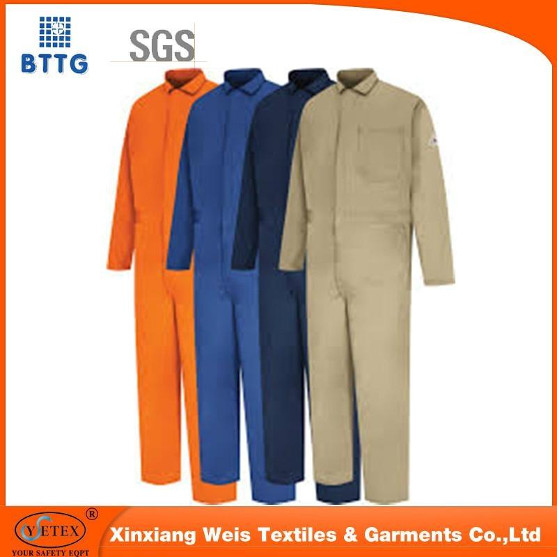 flame retardant protective clothing 2