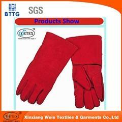 flame retardant glove