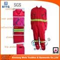 EN11612 Ysetex flame retardant multifunctional safety apparel 1