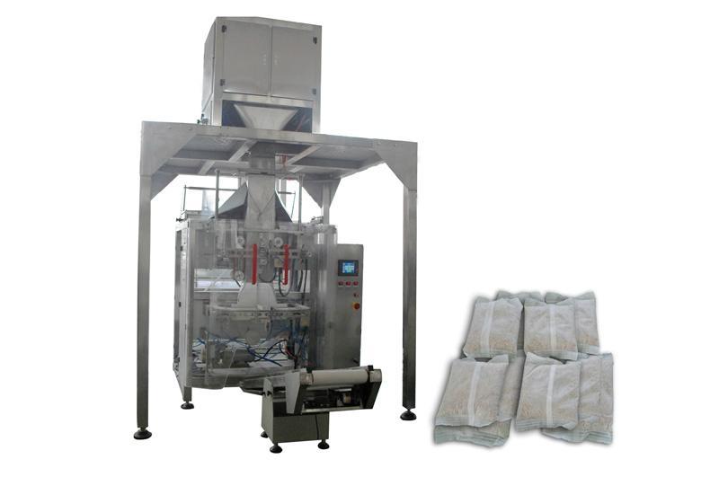 全自动立式卷膜制袋包装机 1