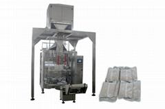 全自动立式卷膜制袋包装机