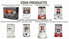 Fujix Kerosene heater
