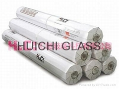 Super clear EVA film for smart glass lamination