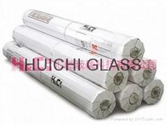 Super clear EVA film for smart glass lamination