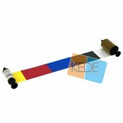 Evolis R3011 YMCKO Color Ribbon - 200 prints