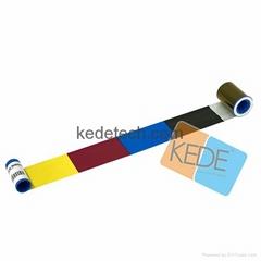 For Zebra 800015-140 YMCKO Color Ribbon-200 prints