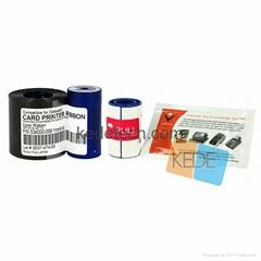 For Datacard 534000-006 YMCKT-KT Color  Ribbon-300 prints