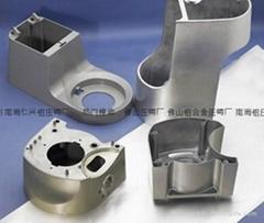 铝合金压铸型材转接件