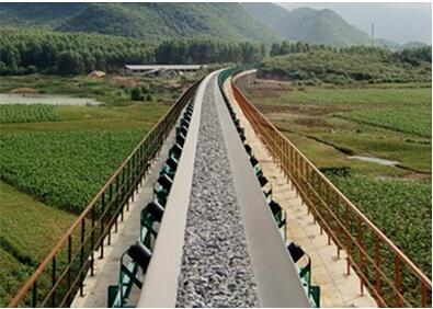 steel cord conveyor rubber belt 2