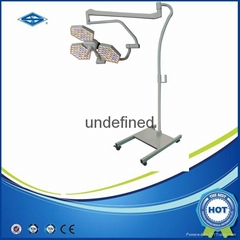 Mobile shadowless led medical light with CE