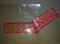 Tamper Evident VOID Security Seal Label Sticker