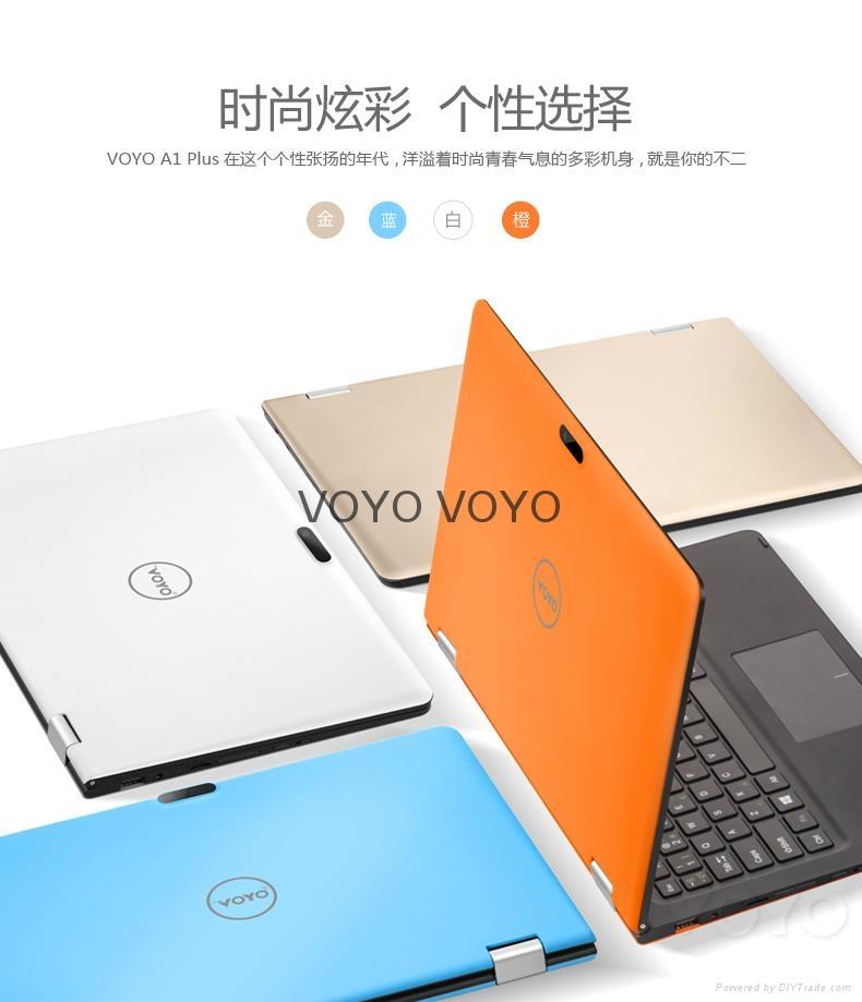 Voyo A1 Plus 2合1功能平板筆記本電腦 2G+64G WIFI版 5