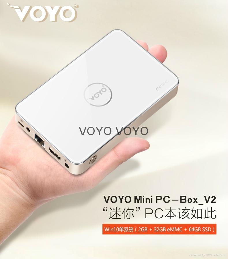 Voyo  PC-box V2  mini主机  2
