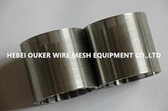 wedge wire screen tube
