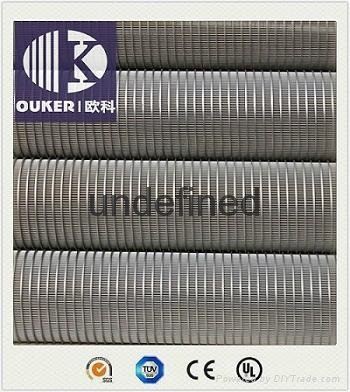 wedge wire screen reverse roll filter tube 3