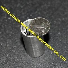 歐科網石油濾管繞絲篩管約翰遜網焊接機