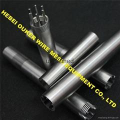 歐科脫水篩網繞絲篩管焊接機設備