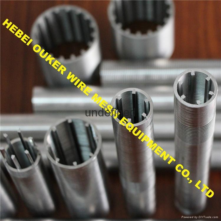 Oouker wire mesh mining sieve slot tube wedge wire screen welding machine 2