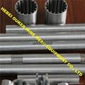 Oouker wire mesh mining sieve slot tube wedge wire screen welding machine 3