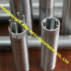 歐科網洗煤專用篩籃篩板繞絲篩管焊接機設備
