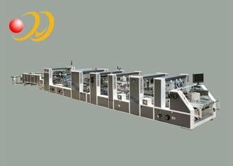 Multifunctional Automatic Folder Gluer Machine High - Speed Carton 1