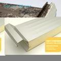 供应新型防火聚氨酯屋面夹芯板