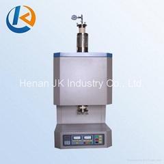 Vertical quartz tube furnace Lab equipment high temprature to 1700C