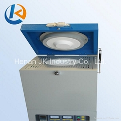 Vacuum crucible furnace by induction heating technical