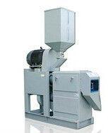 Horizontal Type WFFN258 Rice Whitening , Rice Mill Machines