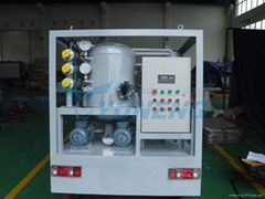 China Hot Sale Mobile Transformer Oil Purifier with CE