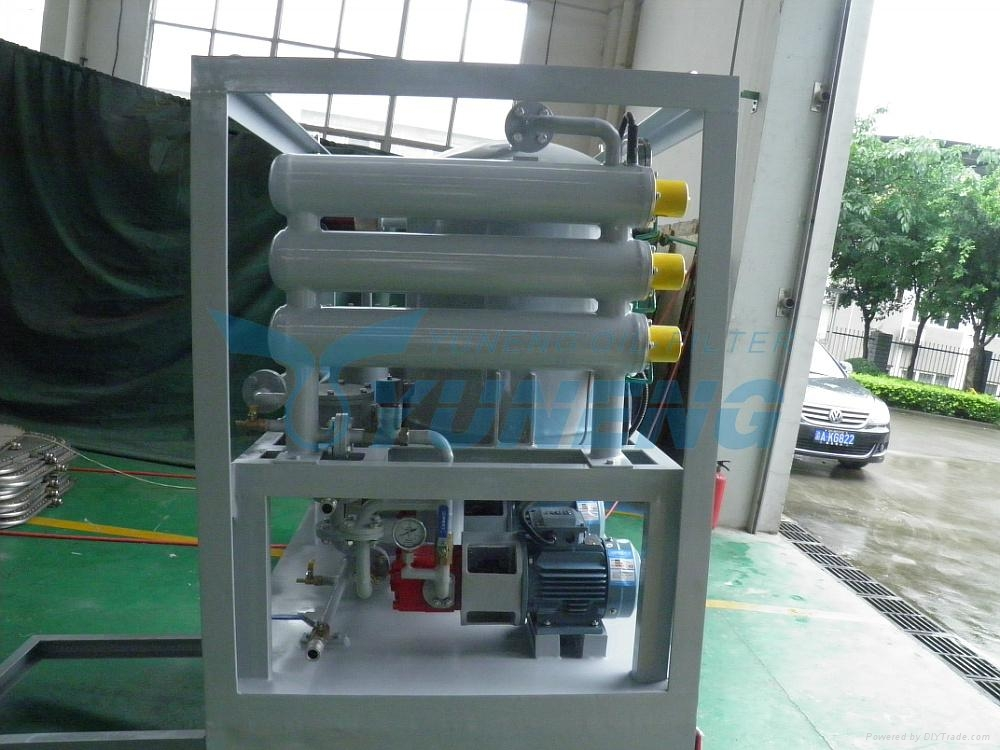 China Hot Sale Mobile Transformer Oil Purifier with CE 2