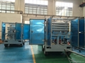 Energy Saving Mobile Transformer Oil Purification Machine 2