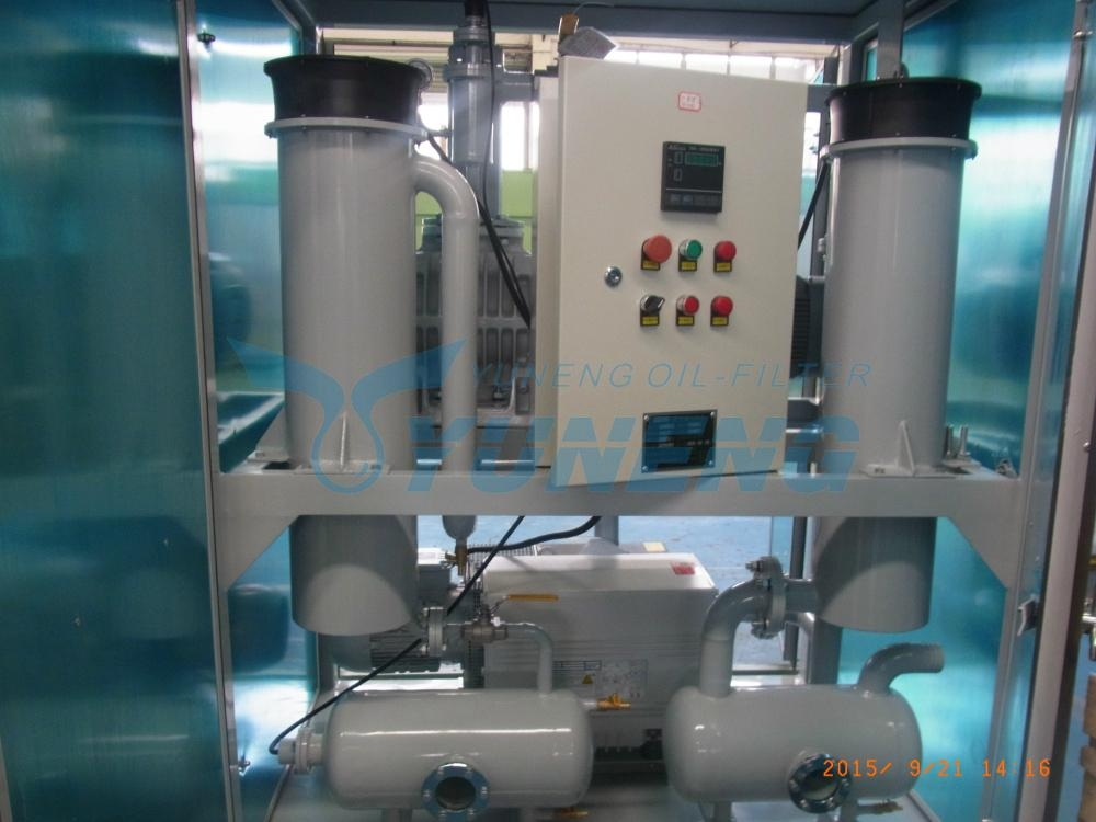 Two Stage Vacuum Pumping Unit for Transformers 3