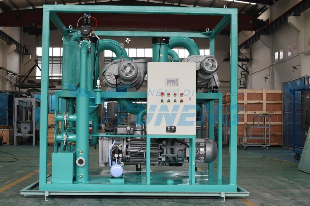 High Efficiency Transformer Vacuum Pumping Machine 1
