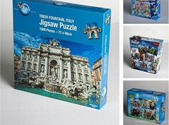 Customized Educational Jigsaw Puzzle Set